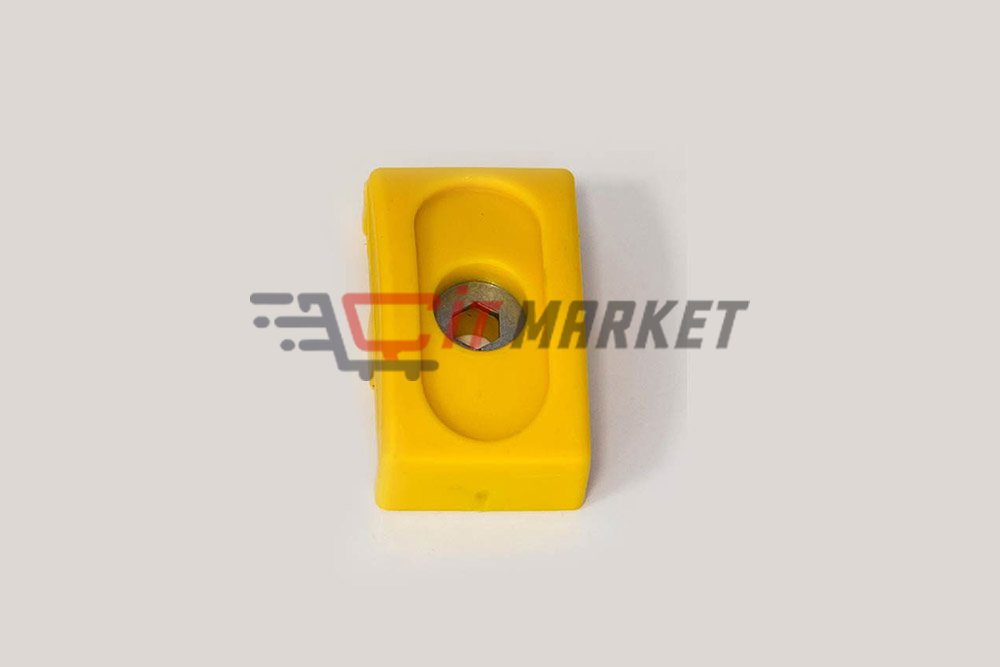 Yellow Clips 20 Piece (Panel Wire / Pole Connection Apparatus)