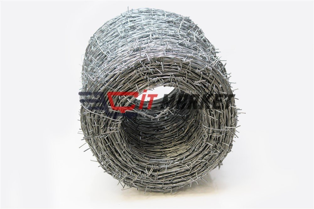 Thick Barbed Wire