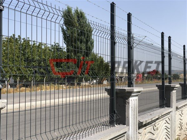 Antrasit Gri Panel Tel  100cm*250 cm